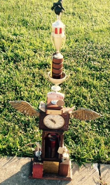 The Thing -- the Great Sandbagger Trophy
