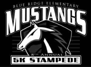 Blue Ridge Mustang Stampede 5K